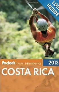 A Guide To Travel Fodor's Costa Rica