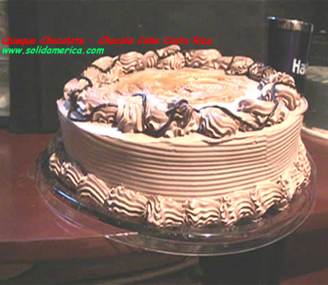 chocolate bakery cake