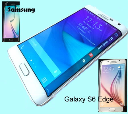 Galaxy S6 Edge Sart Phone Mobile