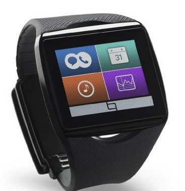 Smartwatch for Android Smartphone, Color Black Qualcomm Toq