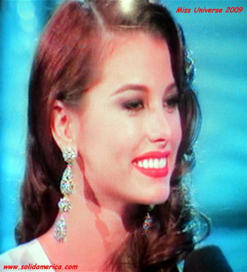 venezuelan queen, miss universe