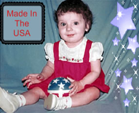 american baby picture