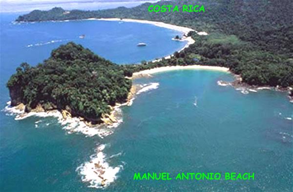 beach resorts manuel antonio