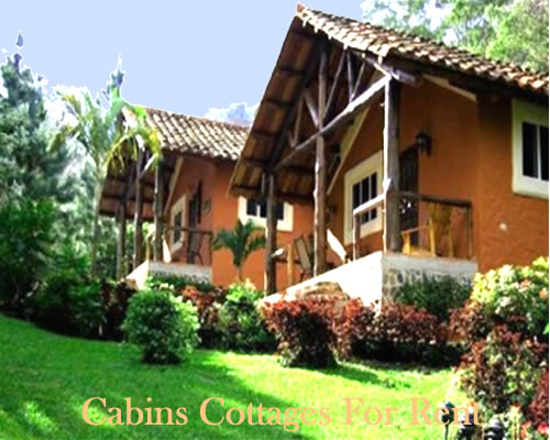 cabins cottages for Rent