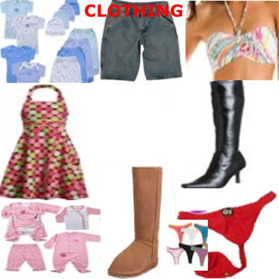 clothing online