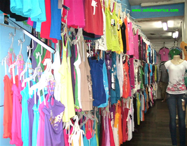Sporting clothing stores Women clothing stores