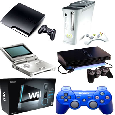 new game consoles