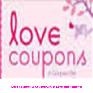 coupon for love and romance