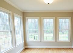 inside windows for new homes