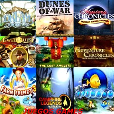 Los Juegos Games
