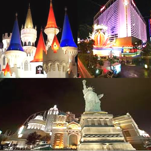 hotels in las vegas, disney land world