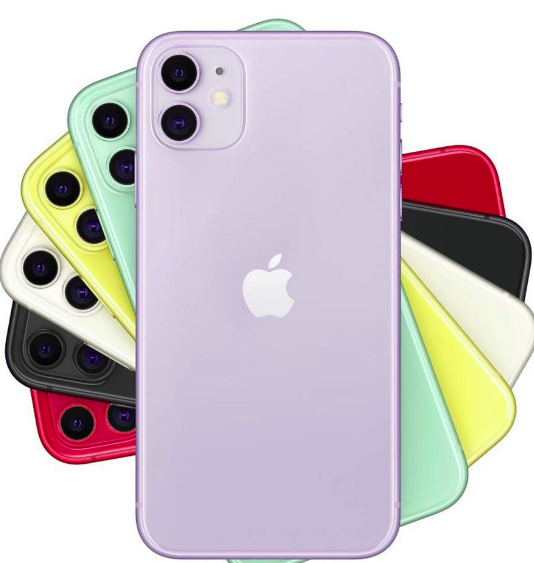 iPhone model 11