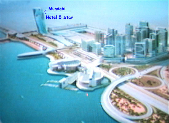 mundabi tourism