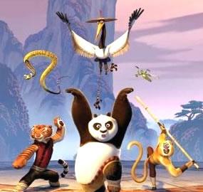Panda wide screen