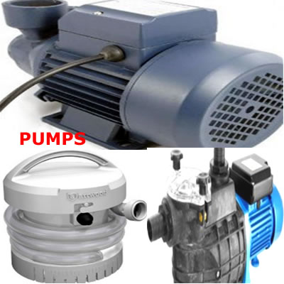 water pump - bomba de agua