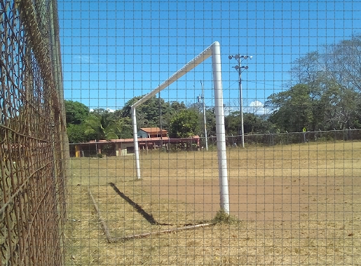 soccerfield training