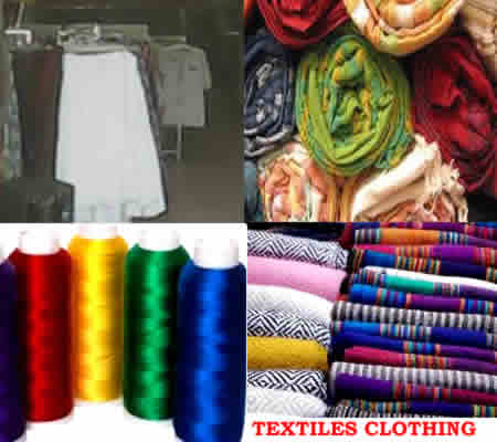 textiles clothing maker