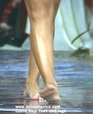 the feet legs