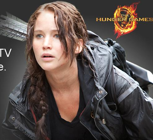 the hunger games movie free