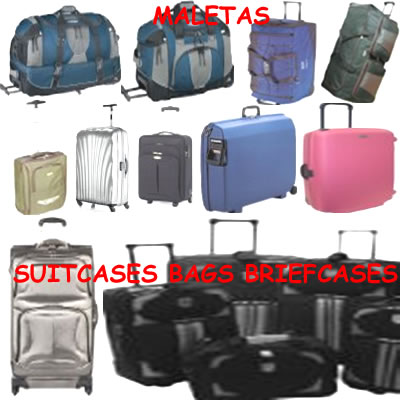 travel suitcases bags briefcases
