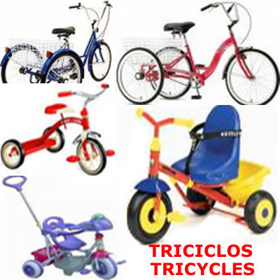kids tricycle - triciclo