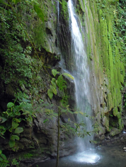 waterfall in costarica attractions