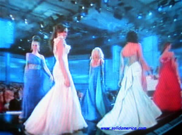 runway model walking in high heels
