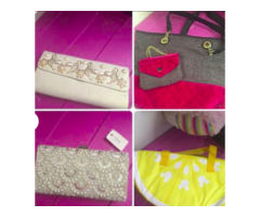 Lots Of Women Bags With Different Prices
