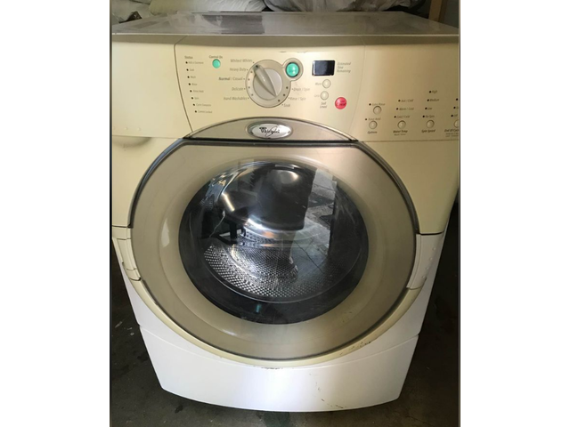 Washers Appliances An Used Whirlpool Washer Working Great
