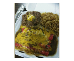 Restaurant Food Delivery Mexican Burgers Sandwiches