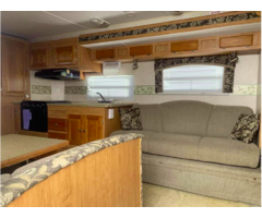 Hunting Camper Forest River Rockwood Model 2005