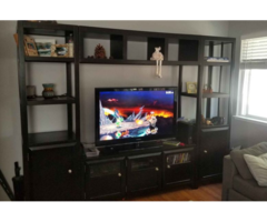 Selling An Entertainment Center Used
