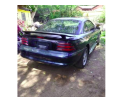 Ford Mustang 2.0 For Sale 5 Speed Manual Dual Exhaust 1994