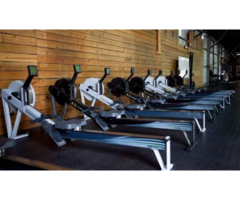 Crossfit Gym Equipment Barbells, Plates, Kettlebells, Cardio Online Auction
