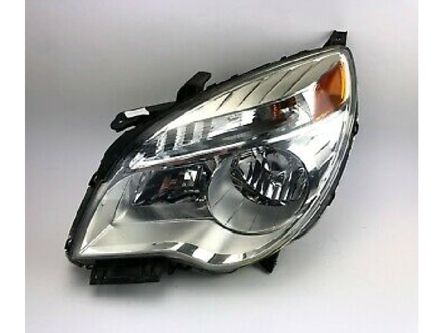 Chevy Equinox Front Left Headlight Replacement Bulb and Cover Assembly Kit For Sale