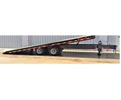 Rampant Heavy Haul Trailers Tilt, 5' Stationary For Sale