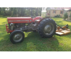 135 MF Tractor Massey Ferguson 3 Cylinder 1800 Actual Hour