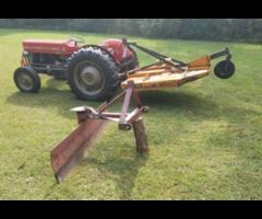 135 MF Tractor Massey Ferguson 3 Cylinder 1800 Actual Hour