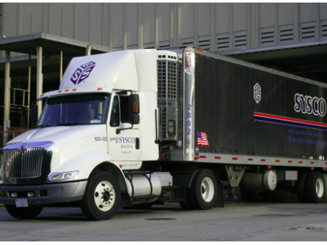 A CDL For Working At Sysco As A Truck Driver Delivery Position Job
