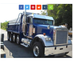 Financing Dump Truck Loans With All Credit Type