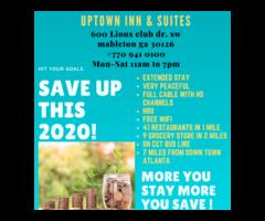 Rentals Uptown Inn Suits Pay Per Week
