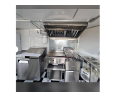 A Food Concession Trailer For Selling Food