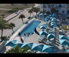 Beach Hotel Front Desk Associate Job