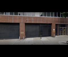 Motorcycle Repair Shop And Storage