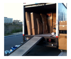 Trucks Transportation Pro Movers BIG Truck Travel Tampa Atlanta NYC Back S Fl