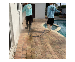 Pressure Cleaning Service Power Washing