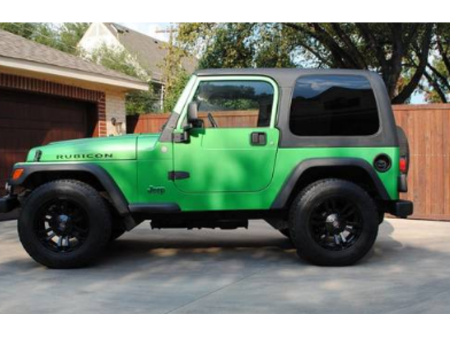 Beautiful 2004 Jeep Wrangler Mint Condition For The Price of $1,400