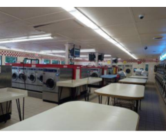 2 Workers To Work At The Laundry Mat