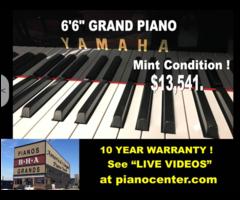 Beautiful Brand New Piano