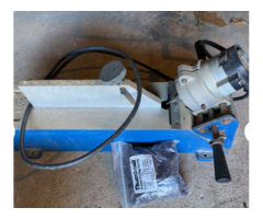 Frame Joiner Machine With Accessories Included